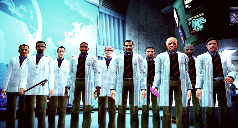 the scientists of black mesa
