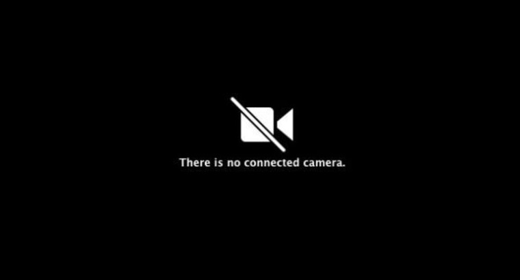 this is not connected camera